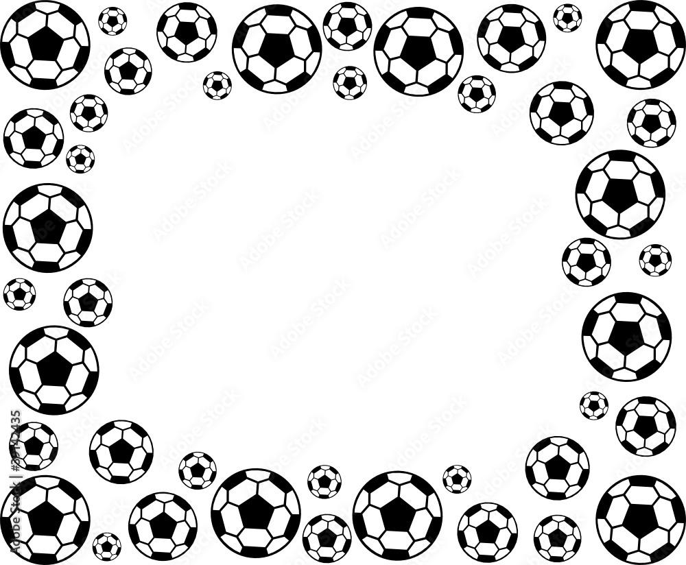 Gamesageddon Stock Fussball Rahmen Piktogramm Grafik