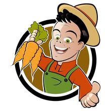Bauer Gemüse