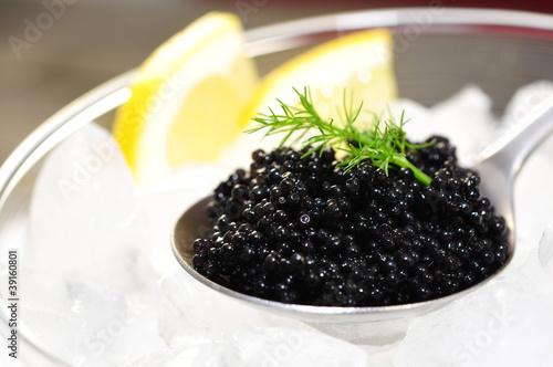 Schale, Kaviar