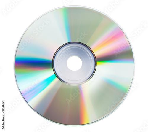 Fotomural Blank CD glare