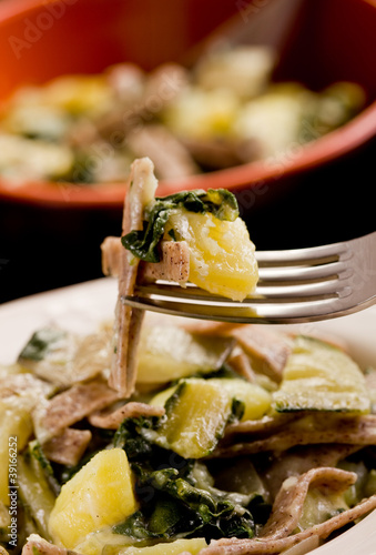 Photo  Pizzoccheri
