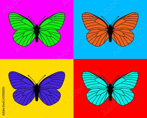 Schmetterlinge - 39188851