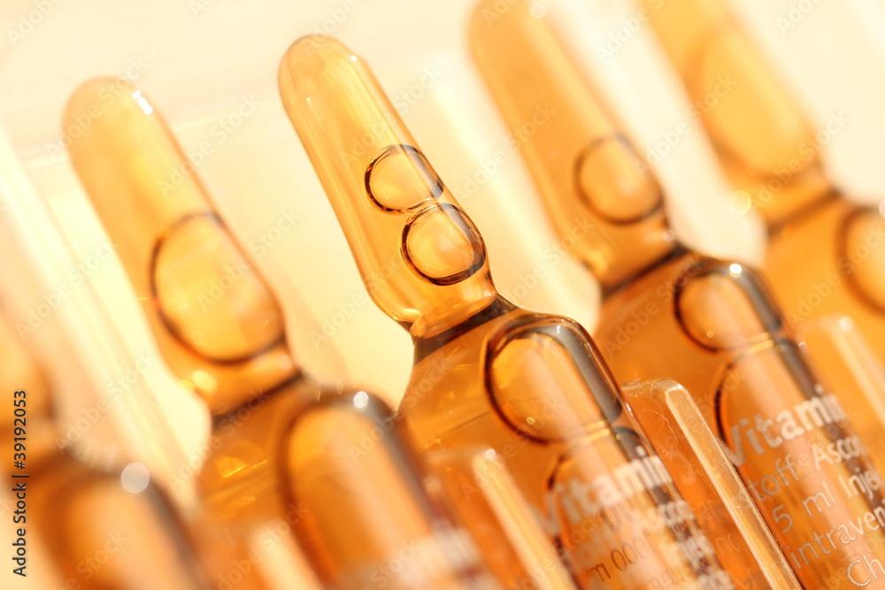 Fototapeta high dose vitamin c infusion