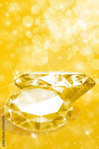 Plissee mit Motiv - Diamant 26