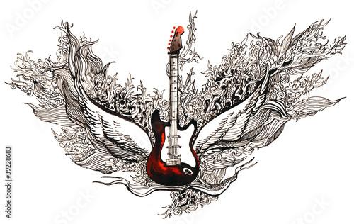 gitara-rockowa