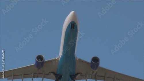 vidéo avion 38 Canvas-taulu