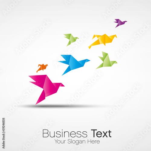 logo business Poster
