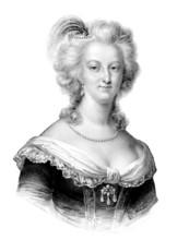 Queen Marie-Antoinette - 18th