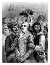 Louis XVI - Arrested