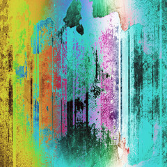 Fototapeta Grunge abstract grunge background for your text