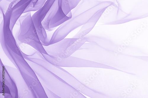 Obraz na plátně soft purple chiffon texture