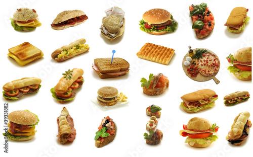 Sanduíche Sandwich Sandviç  三明治 Sándwich © Comugnero Silvana