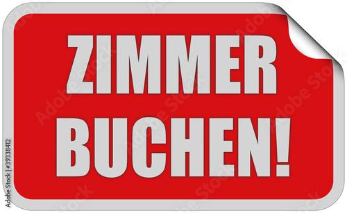 Sticker Rot Rund Curl Unten Zimmer Buchen Buy This Stock