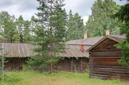 Fotografie, Obraz  maison finlandaise