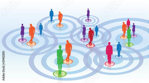 Valokuva  management / réseaux sociaux / rencontre