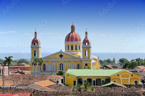 Fotografía Cathedral of Granada, Nicaragua