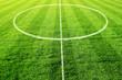 Leinwanddruck Bild - fussball mittelfeld