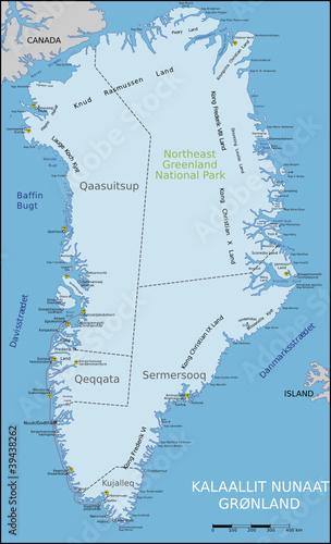 Valokuva  Grönland