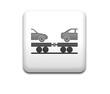 Boton cuadrado blanco, vagon de tren con coches
