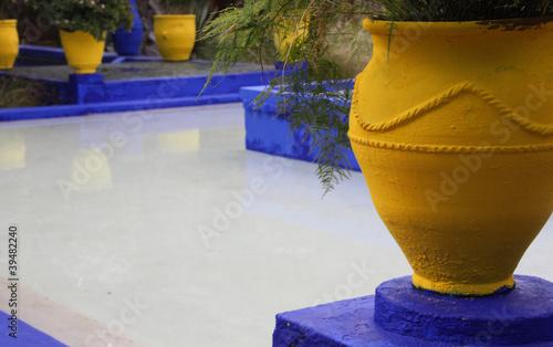 Foto op Plexiglas Cyprus Jardins de Majorelle