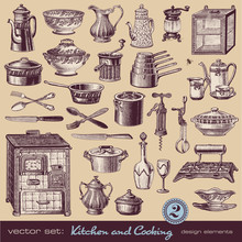 Kitchen & Cooking (2) - Assort...