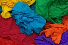 Tło Kolorowe Marszczone