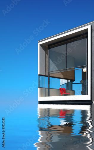 Keuken foto achterwand Buenos Aires Modern Luxury Loft / Apartment with Ocean View / Sea View