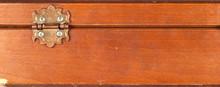 Wooden Box Hinge