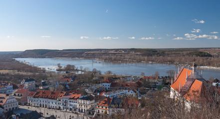 FototapetaKazimierz Dolny_ Vistula_Poland