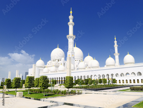 Fotografia  White Mosque