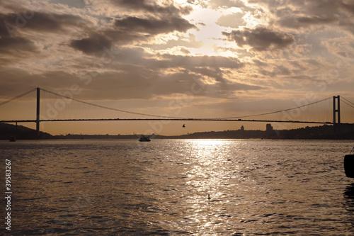 Fotografia  Bosphorus Bridge 2