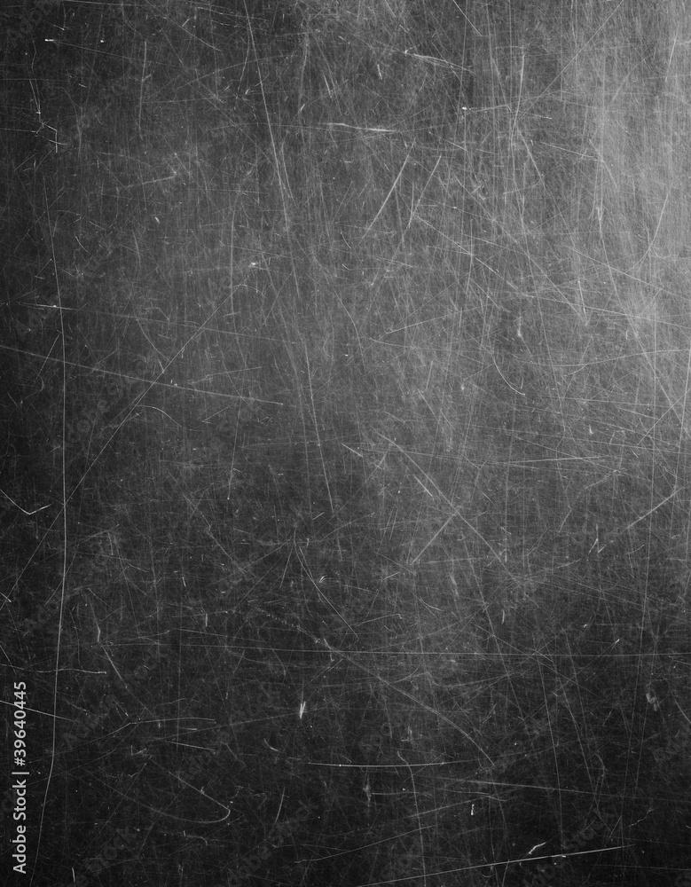 Fototapety, obrazy: Scratched glass surface