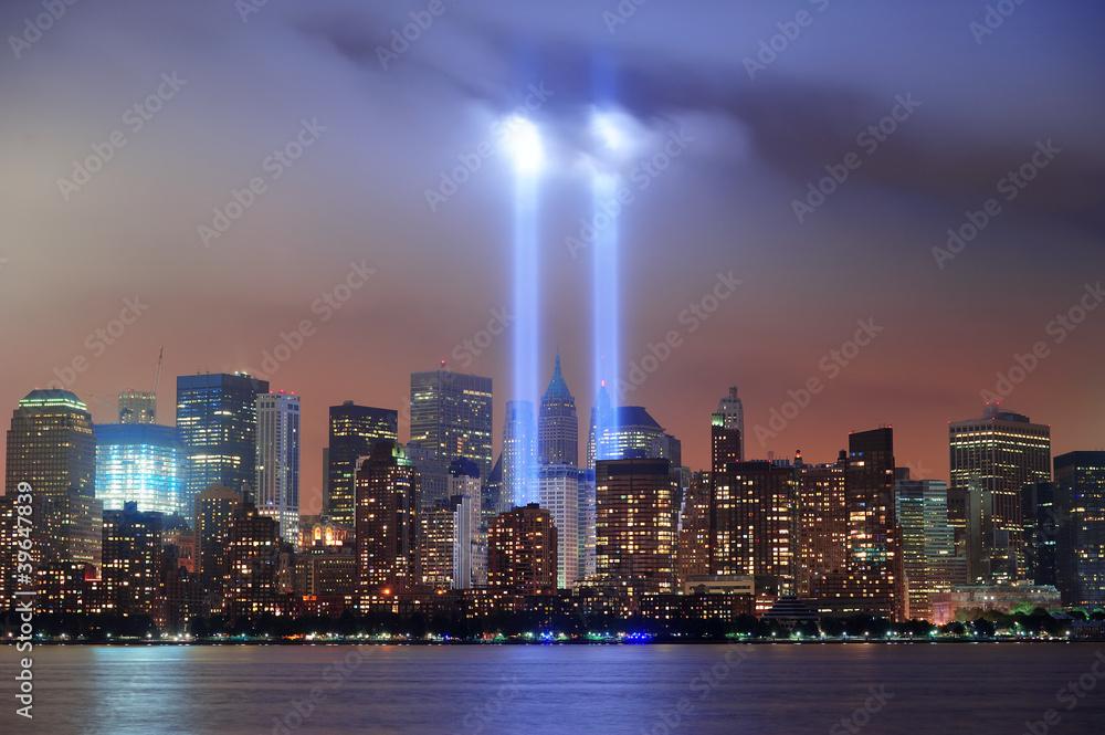 Fototapety, obrazy: New York City night