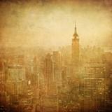 Stare zdjęcie Nowego Jorku