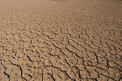 Photo Sequía y erosión del suelo