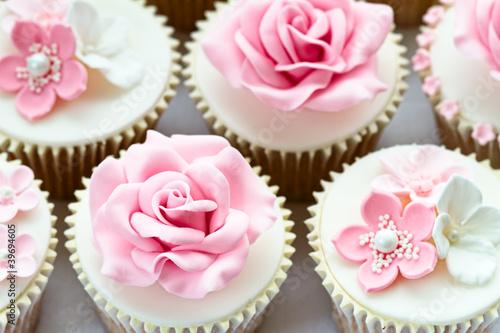 Photo  Wedding cupcakes