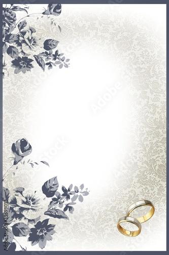 Hintergrund Hochzeit Hochzeitskarte Silberhochzeit Kaufen Sie