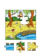 Gioco 4, Il Puzzle