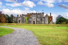 Birr Castle In The Town Of Bir...
