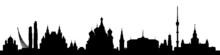 Moskauer Skyline