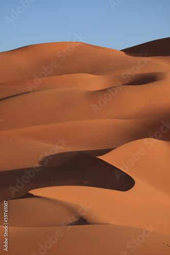 Dünen der Sahara #39761087