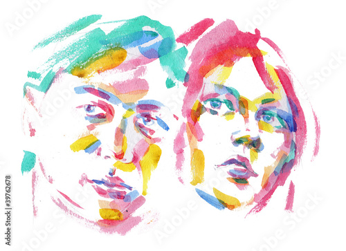 color people