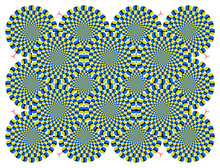Optical Illusion Spin Cycle Wi...