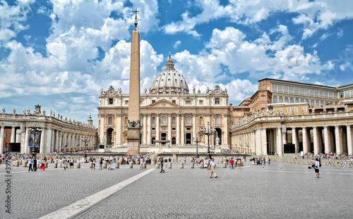 Foto op Aluminium Rome Piazza Retta