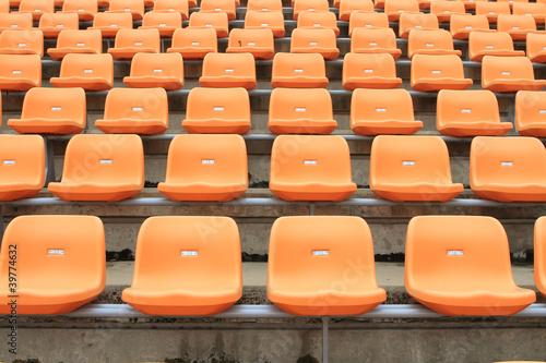 Fotografering  Stadium Chair .