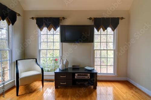 Fotografie, Obraz  Interior Home Den
