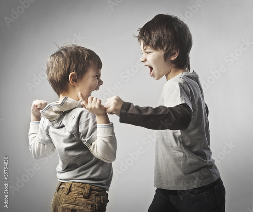 Photo  Quarrel