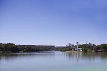 Pampulha Lake - BELO HORIZONTE, BRAZIL