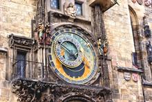 Astronaut's Clock