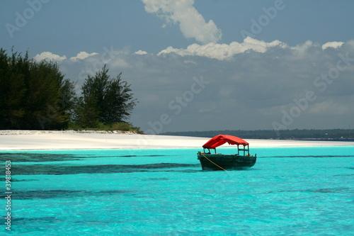 Foto op Canvas Zanzibar Zanzibar